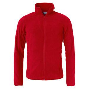 Basic polar fleece jakke