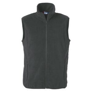Basic polar fleece vest