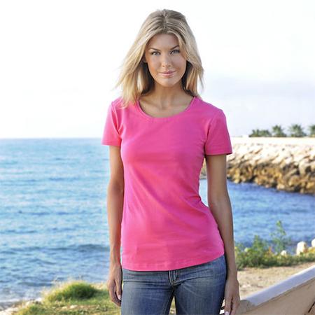 Carolina dame t-shirt