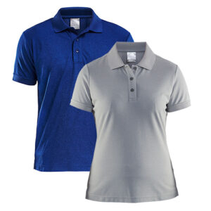 Craft classic polo