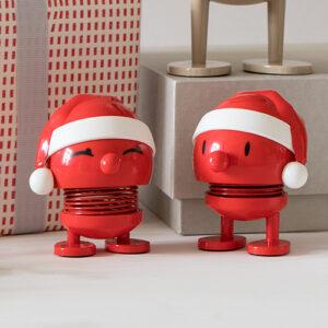 Hoptimist Santa