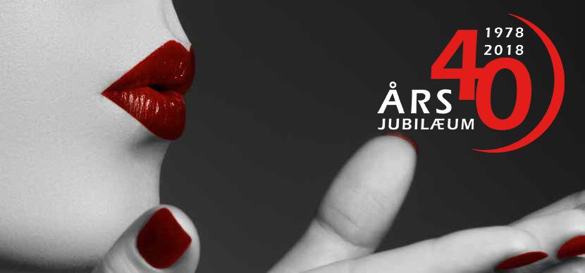 40-jubilæum-logo