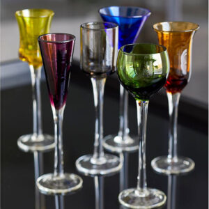 Lyngby Glas Snapseglas