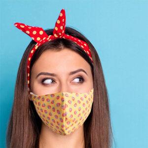 Mundbind / Ansigtsmaske Crea