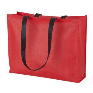 Shopping bag med lange hanke