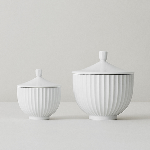 Bonbonniere porcelæn