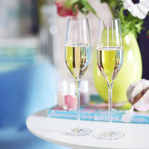 Holmegaard Cabernet champagneglas