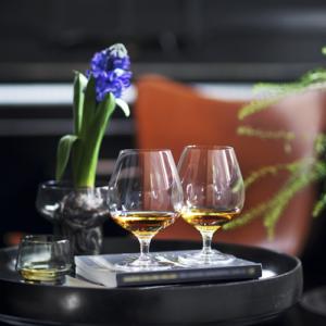 Cabernet cognacglas
