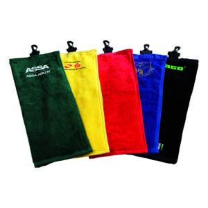 Golf håndklæde