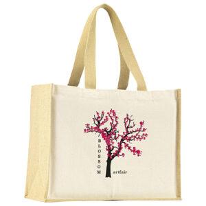 Kanvas shopping bag