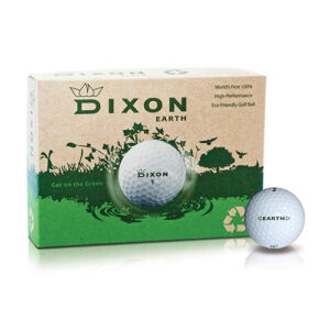 Dixon Earth golfbolde