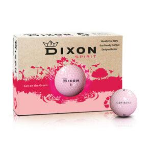 Dixon Spirit golfbolde