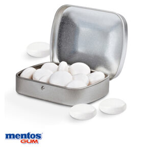 Hinged-Box Mentos Gum