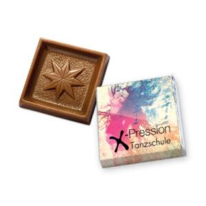 Kvadrat chokolade