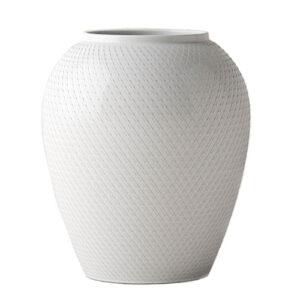 Rhombe vase 25 cm.