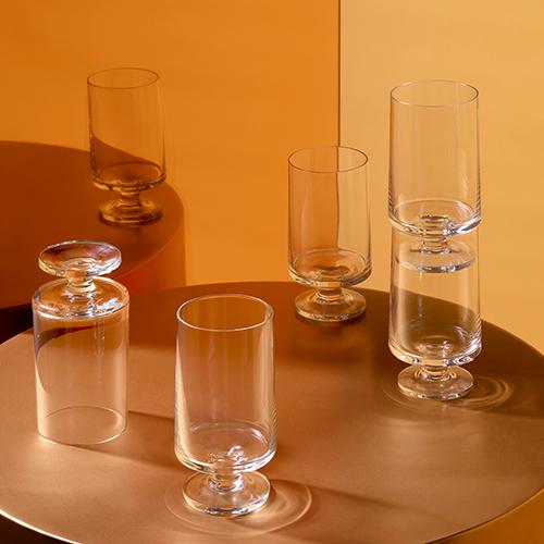 Holmegaard Stub glas 36 cl.