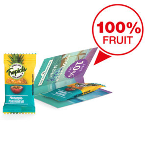 Tropic fruit snack