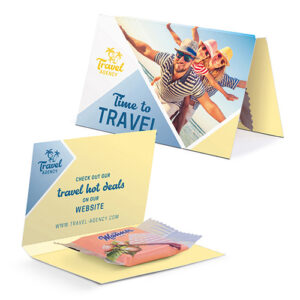 Manner promotion card