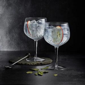 Mixology gin & Tonic glas