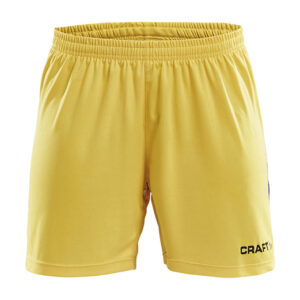 Contrast shorts dame