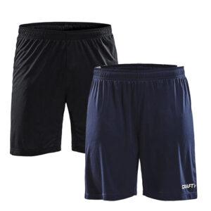 Progress Longer shorts