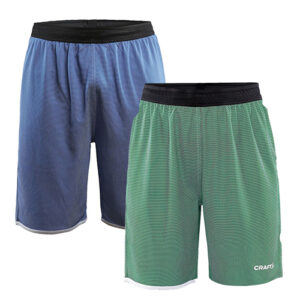 Progress Reversible Basket shorts