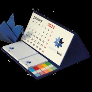 Kalender med omslag