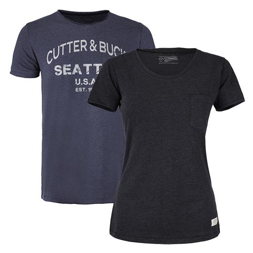 Cutter & Buck Pacific City tee