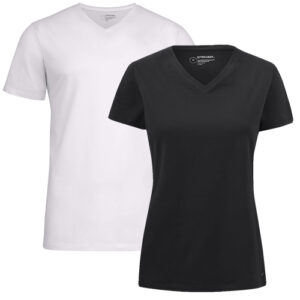 Manzanita V-hals t-shirt