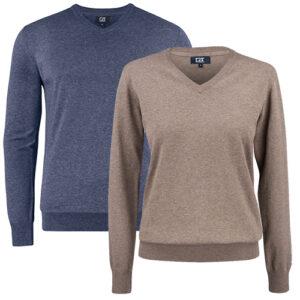 C&B Oakville v-hals pullover