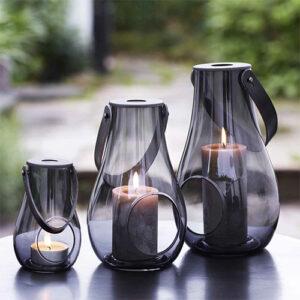 Design With Light lanterne smoke