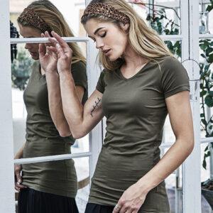 Tee Jays Ladies Fashion tee