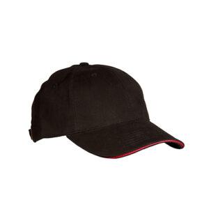 Baseball sandwich cap
