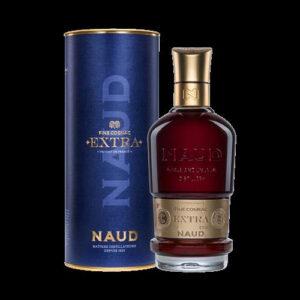 Naud Cognac Extra Fine i gaverør
