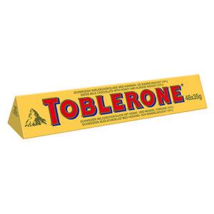 Toblerone 1,68 kg.