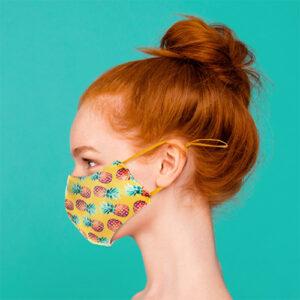 Mundbind / Ansigtsmaske Crea colour