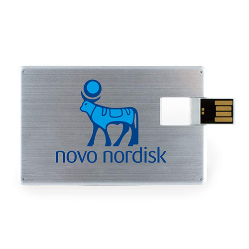 New York USB kort