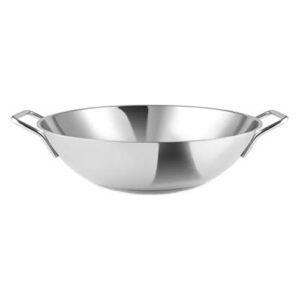 Eva Trio rustfrit stål wok