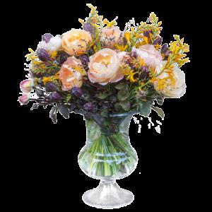 Old English vase