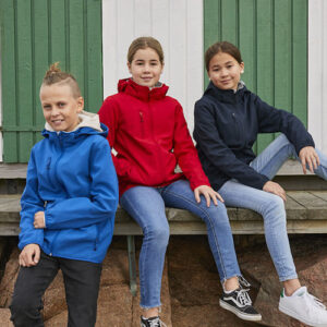 Junior Basic Softshell jakke