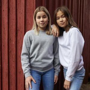Basic børne sweatshirt