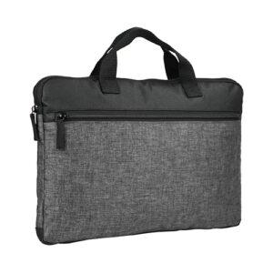 Melange computer taske