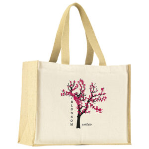 Kanvas shopping bag