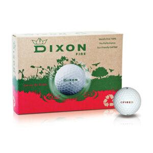 Dixon Fire golfbolde