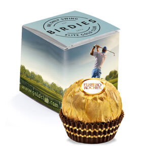 Promotional box med Rocher single