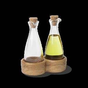 Menageri Olie- og eddikeflaske