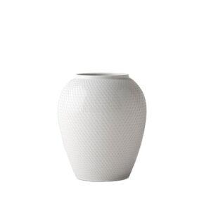 Rhombe vase 17 cm.